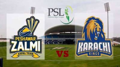 پشاور زلمی اور کراچی کنگز آمنے سامنے آئیں گے