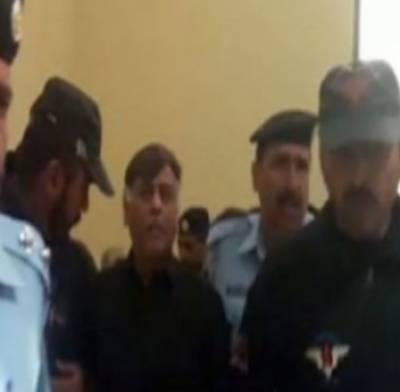 نقیب اللہ محسود قتل کیس میں راؤ انوار گرفتار