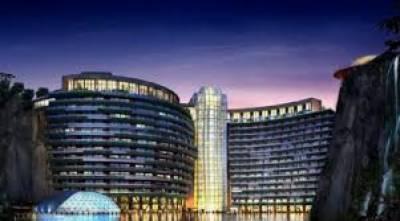 اب چین میں بننے جارہا ہے ایسا ہوٹل جو کہ مکمل طور پر زیر زمین ہوگا
