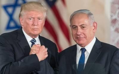 اسرائیلی وزیراعظم کا امریکی صدرکی جانب سے فلسطینی امداد کی کٹوتی کا خیر مقدم'فلسطین کی مذمت