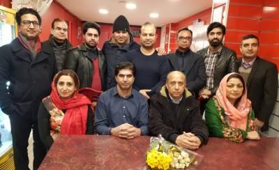 فرانس: پاکستان پریس کلب پیرس فرانس کے انتخابات میں مشترکہ پینل کے بلا مقابلہ عہدیداران کا اعلان کر دیا گیا۔