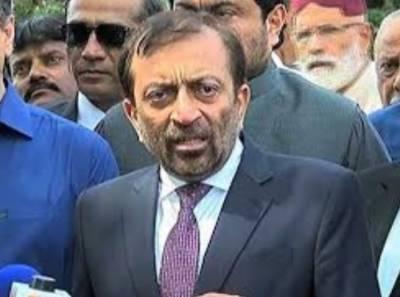 صادق سنجرانی کو ووٹ دینے کے صلہ میں کنوینرشپ کیس کا فیصلہ بہادرآباد کے حق میں آیا, فیصلے کیخلاف عوامی عدالت سے رجوع کروں گا۔ فاروق ستار