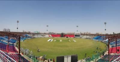 پی ایس ایل فائنل کے بعد پاکستان اور ویسٹ انڈیز کے درمیان ٹی ٹونٹی سیریز بھی کراچی میں کھیلی جائے گی