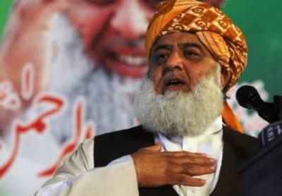 مولانا فضل الرحمان نے ایک بار پھر فاٹا انضمام کی مخالف کردی