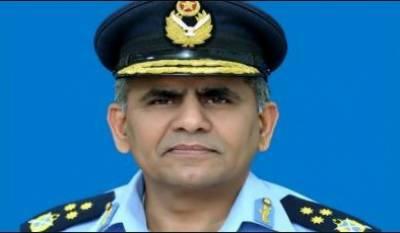 ایئرمارشل ارشد ملک کو پاک فضائیہ کا نائب سربراہ مقرر کر دیا گیا