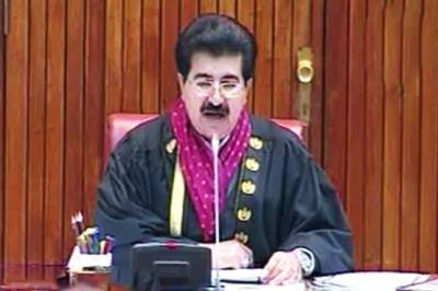 چیئرمین سینیٹ صادق سنجرانی نےتینتیس قائمہ کمیٹیوں کے قیام کی منظوری دے دی