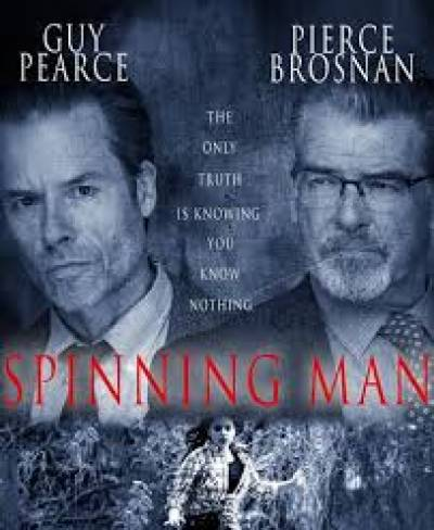 تھرل اور سنسنی سے بھرپور ڈرامہ فلم سپننگ مین spinning man کا ٹریلر ریلیز کر دیا گیا،