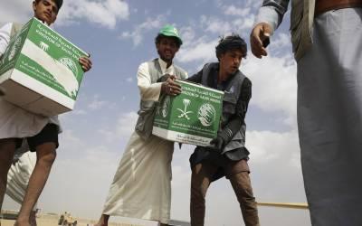 سعودی ولی عہد کی یمن کے شہریوں کیلئے93کروڑ 30لاکھ ڈالر کی امداد
