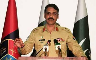 باجوہ ڈاکٹرائن کا تعلق امن سے ہے،18ویں ترمیم یا عدلیہ سے نہیں۔ میجر جنرل آصف غفور