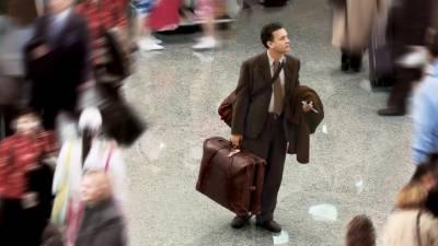 ایڈونچر سے بھرپور ڈرامہ تھرلر فلم 'ٹرمینل' terminal کا ٹریلر جاری کر دیا گیا