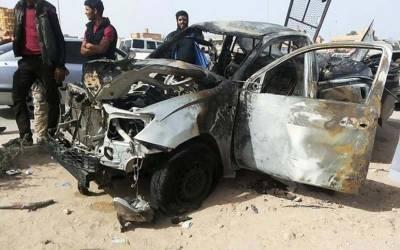 لیبیا میں خود کش حملہ،داعش نے ذمہ داری قبول کر لی۔