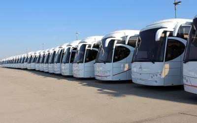ترکی بسوں کی پیداوار میں یورپ میں نمبر ون