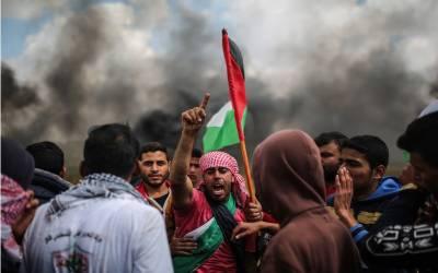 یوم الارض مارچ' شہید فلسطینیوں کی تعداد 17 ہوگئی، واقعہ کی آزادانہ تحقیقات کی جائے۔ اقوام متحدہ