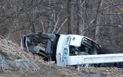 ترکی: پاکستان، افغانستان اور ایران کے تارکین وطن کی بس کو حادثہ، 17افراد جاںبحق ،36زخمی