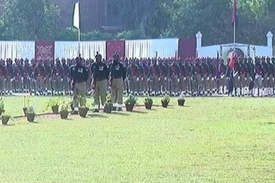ملتان میں پولیس ریکروٹس کی پچپن ویں پاسنگ آؤٹ پریڈ میں934 پولیس اہلکاروں نے سپیشل کامبیٹ کورس کے ساتھ تربیت مکمل کرلی،