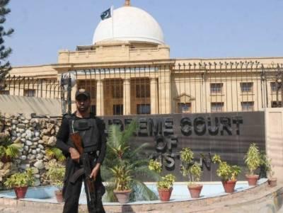 چیف جسٹس پاکستان ثاقب نثار کا مئیر کراچی اور حکومت سندھ کو شہرِقائد میں صفائی ستھرائی کا کام جاری رکھنے کا حکم