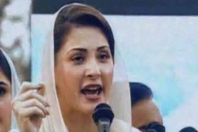 عمران خان نے نواز شریف کے خلاف عدالتی ایمرجنسی کی کوشش کی, ہمیں ڈیل کی ضرورت نہیں ، مریم نواز