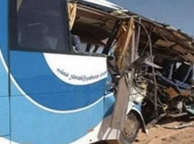 کویت میں دو بسوں میں تصادم سے پندرہ افراد جاں بحق، تین پاکستانی شہری بھی