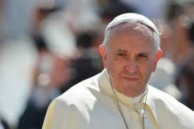 عیسایئوں کے مذہبی پیشوا پوپ فرانسس نے دنیا بھر کے رہنماؤں سے اپیل کی ہے کہ وہ شام میں خون ریزی کے فوری خاتمے کے لیے اقدام کریں
