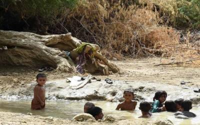 مارچ 2018: بلوچستان میں گرمی کے کئی سالہ ریکارڈ ٹوٹ گئے۔