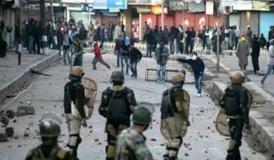 مقبوضہ کشمیر میں بھارتی ظالم فوج کے جعلی آپریشن کے دوران شہید ہونے والے کشمیریوں کی تعداد بیس ہوگئی