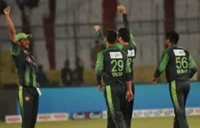 پاکستان نے147رنز سے کامیابی حاصل کر کےT20 انٹرنیشنل کرکٹ میں رنز کے اعتبار سے سب سے بڑی جیت کا نیا ریکارڈ قائم کیا ہے
