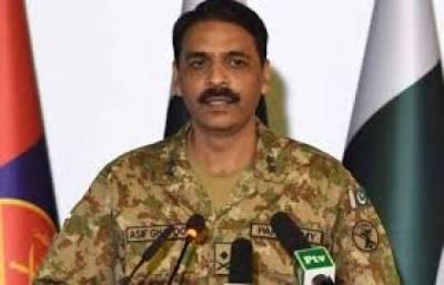 باجوہ ڈاکٹرائن صرف سکیورٹی سے متعلق ہے، پارلیمان سپریم ہے:میجر جنرل آصف غفور