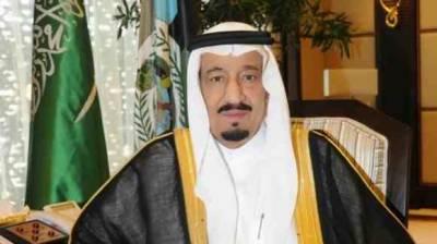سعودی عرب آزاد فلسطینی ریاست کی مکمل حمایت کرتا ہے جس کا دارالحکومت بیت المقدس ہو:سلمان بن عبدالعزیز آل سعود