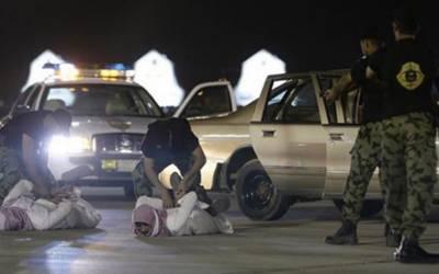 سعودی عرب: نقلی پستول دکھاکر لوٹنے کی وارداتیں کرنے والا گروہ گرفتار
