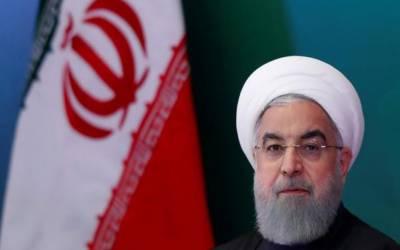 امریکا اور اسرائیل شام میں مداخلت کر رہے ہیں۔ ایرانی صدر