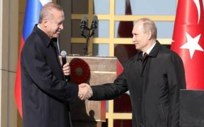 روس کی ترکی کو 'ایس 400' میزائل پروگرام کی فراہمی کی یقین دہانی