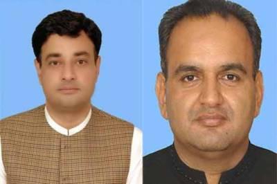 تحریک انصاف نے حکمراں جماعت مسلم لیگ ن کی 2 اور وکٹیں گرا دیں