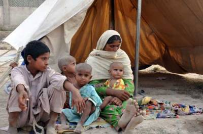 Poverty and Poor Health in Pakistan