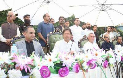کپتان نے مسلم لیگ نون کی ایک اور وکٹ اڑا دی، اقلیتی نشست پر رکن قومی اسمبلی رمیش کمار تحریک انصاف میں شامل