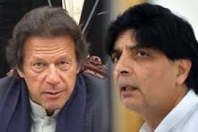 Ch Nisar denied all the claims of PTI