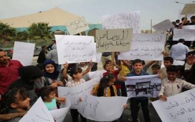 لیبیا کی عوام نے بچوں کے قاتلوں کو سرعام پھانسی دینے کا مطالبہ کردیا۔