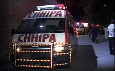 کورنگی میں ڈکیتی مزاحمت کے دوران فائرنگ، 6 سالہ بچی جاں بحق