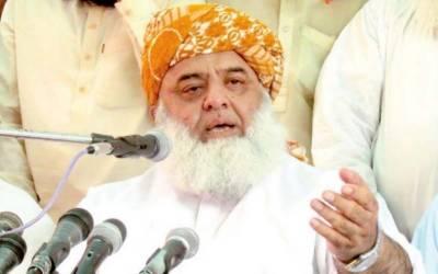 سیاست کے چھچھوروں اور تعفن و بدبوسے پاکستان کی سیاست کوپاک کرنا ہے۔ مولانا فضل الرحمان