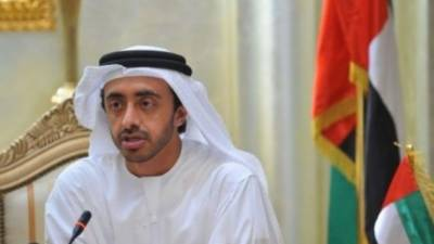 متحدہ عرب امارات کاصومالیہ میں جہازروکےجانےپراظہارمذمت
