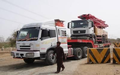 کراچی میں جولائی سے مارچ کے دوران بسوں اور ٹرکوں کی فروخت میں 40 فیصد اضافہ ہوا