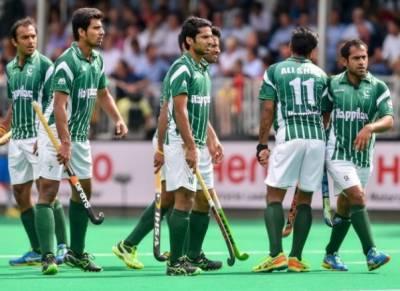 پاکستان ہاکی ٹیم ساتویں اور آٹھویں پوزیشن کے لیےکل جمعہ کو کینیڈا کے خلاف قسمت آزامائی کرئے گی