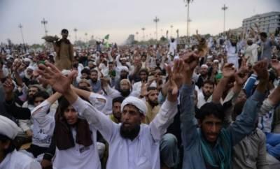 تحریک لبیک یارسول اللہ نے لاہور اور راولپنڈی سمیت پنجاب کے اکثر شہروں میں پہیہ جام ہڑتال کردی