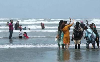کراچی سمیت اندرون سندھ اور بلوچستان میں پارہ آسمان کو چھونے لگا