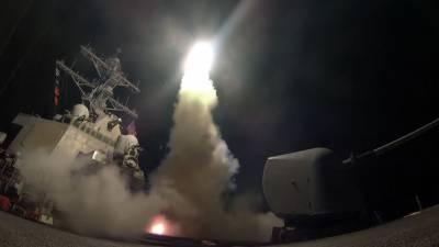 امریکہ نے شام پر حملہ کردیا