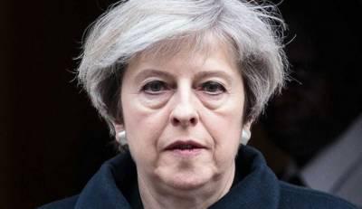 برطانوی وزیراعظم تھریسامے شام پر حملے کے بعد نئی مشکلات میں پڑگئیں،
