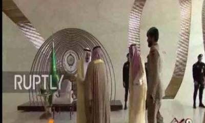 سعودی فرماں روا شاہ سلمان نے امریکی سفارتخانے کوبیت المقدس منتقل کرنے کے ٹرمپ کے فیصلے کومسترد کردیا