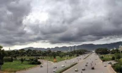 محکمہ موسمیات نے رواں ہفتے ملک کے مختلف شہروں میں بارشوں کی پیش گوئی کردی