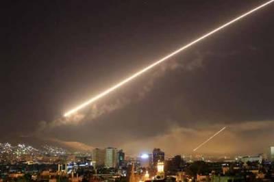 شام پر105نچ میزائل داغے گئے اور تمام اہداف کو کامیابی سے نشانہ بنایا گیا: امریکی محکمہ دفاع پینٹاگون