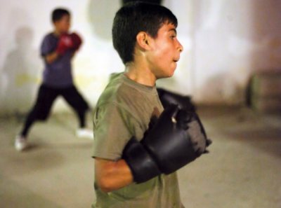Lyari is the best Boxing Club in pakistan