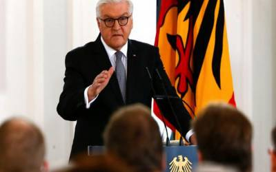 روس کو برائی کا منبع بنا کر پیش کرنا درست نہیں۔ جرمن صدر